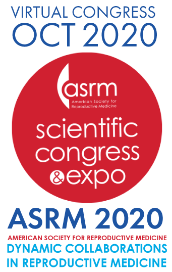 ASRM 2020 Virtual Scientific Congress & Expo
