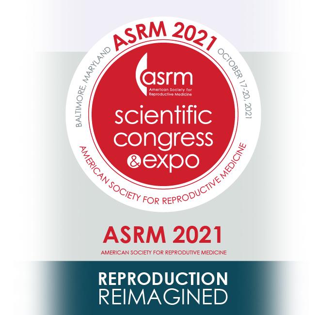 ASRM 2021 Scientific Congress & Expo